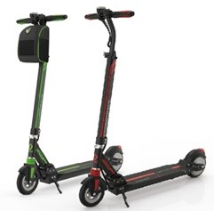 HC89K7 - Electric Scooter  Aluminum 6.5""