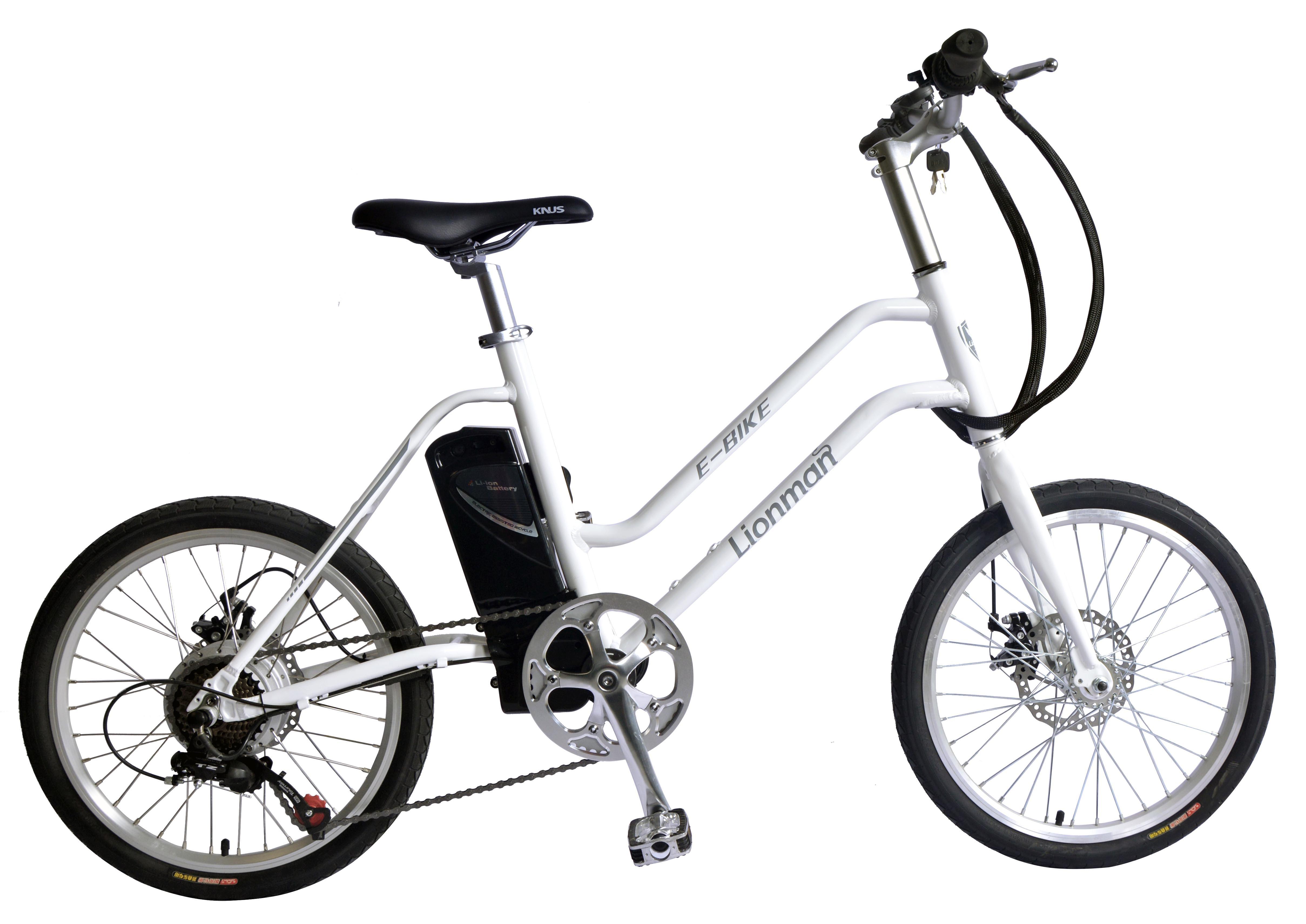 """HC76EB15 - Electric Bicycle Aluminium Frame 20"""", Easy ride -Unisex"""