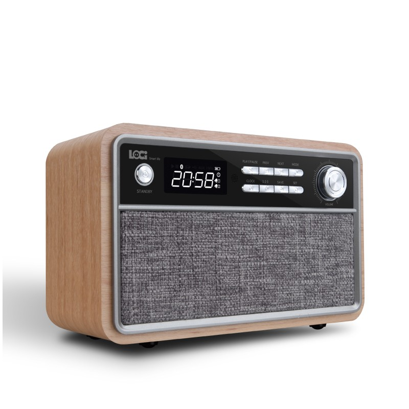 HC777HC7449 -  Retro Design Radio, DAB/DAB+