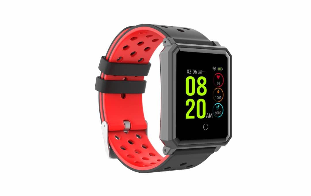 HC774A30 - Bluetooth Smart Band, 1,33'' High Definition color display