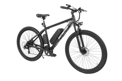 HC847nero - e-Bike Nero