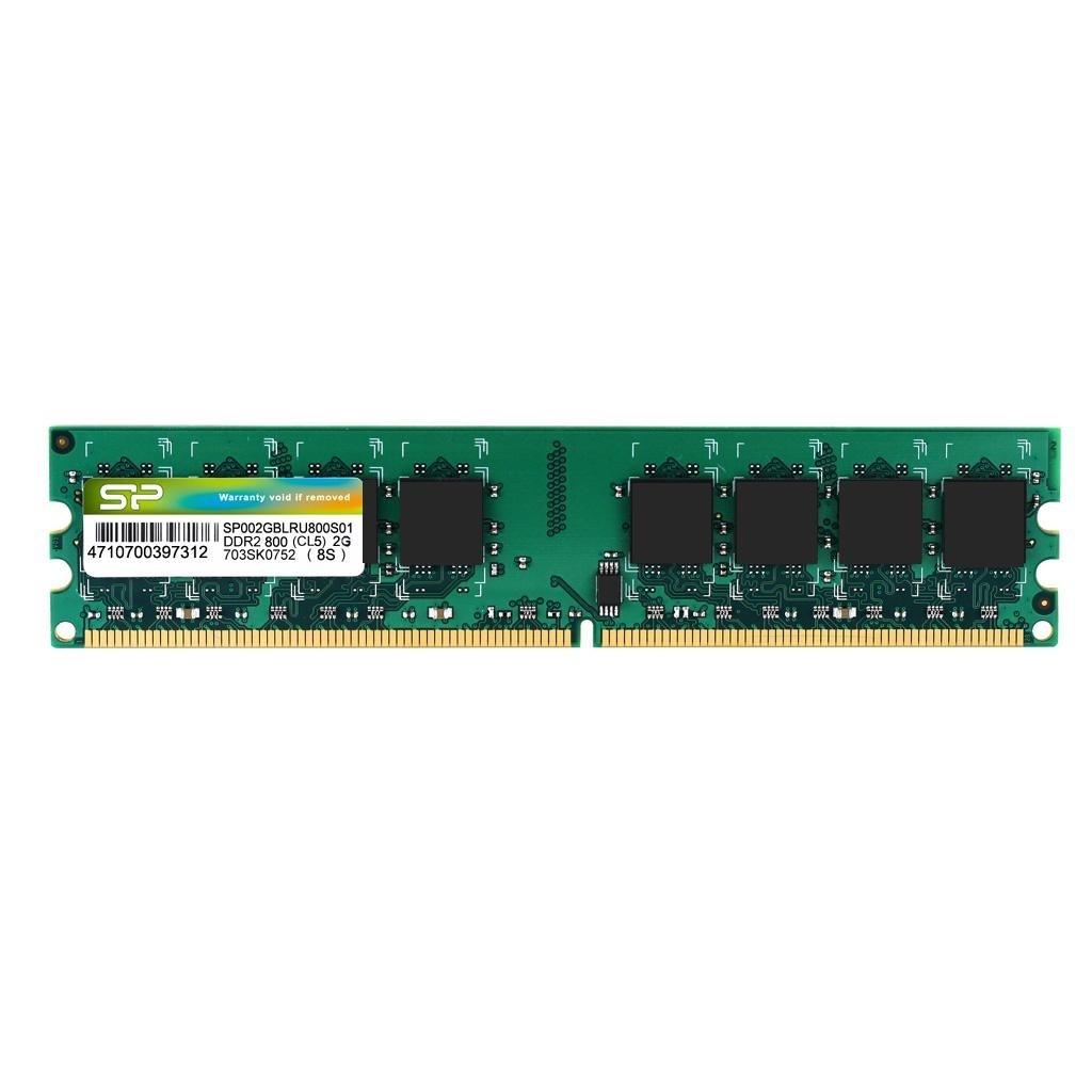 HC1317SP657 - DRAM DDR2 Unbuffered DIMM DT - 800 - 240PIN (CL5) - 1GB