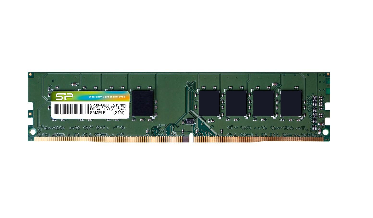 HC1291SP631 - DRAM DDR4 Unbuffered DIMM DT - DDR4-2133,CL15,UDIMM - 4GB