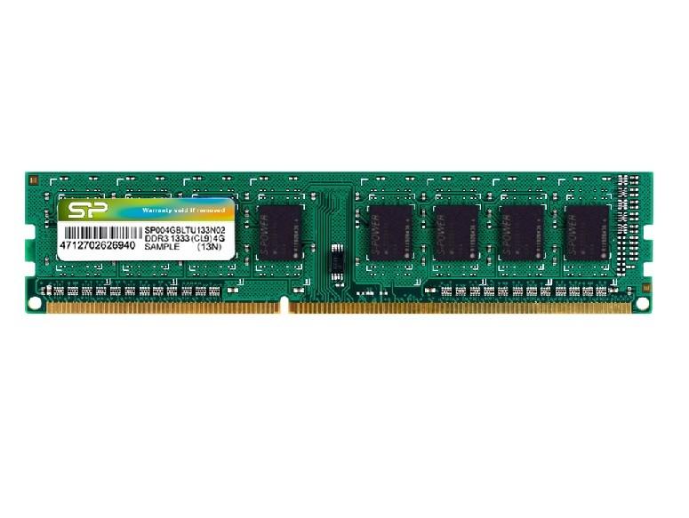 HC1306SP646 - DRAM DDR3 Unbuffered DIMM DT - 1333 - 240PIN (CL9)  - 4GB